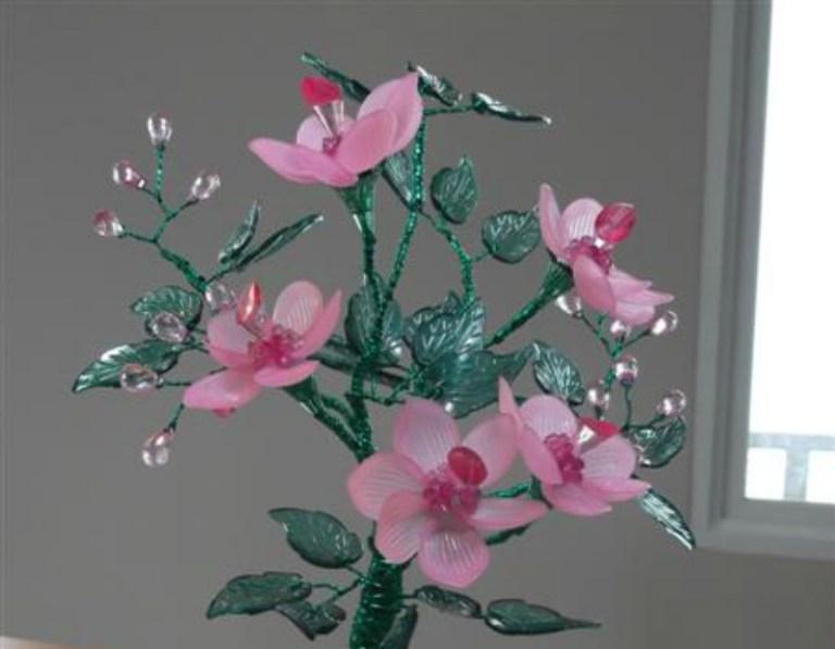 200 Gambar Bunga Sakura Dari Kantong Plastik Terbaru Infobaru